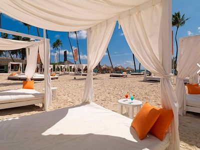 Photo for 2Story punta cana beach villa +FREE IFA Resort Beach Lounges Chairs +GET30%OFF