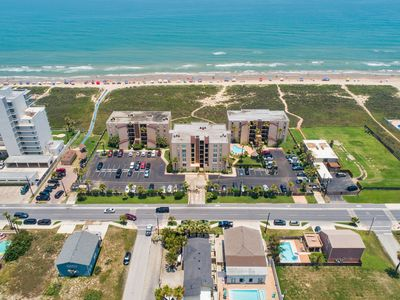 Ocean Front Condo with Excellent Beach Views! Centrally Located on South Padre Island!