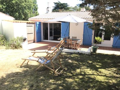 Photo for House in the heart of the island of Noirmoutier