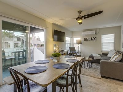 Sunny-Side Upper Level Rental by 710 Vacation Rentals | Clean & Quiet