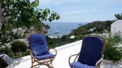 Photo for Beautiful House with wonderful view in  Ponza