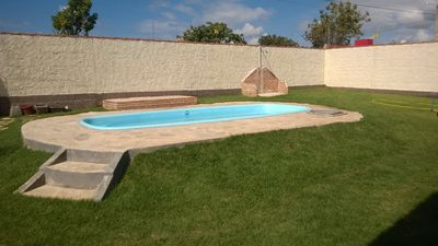 Photo for HOUSE 3 BEDROOMS, 1 SUITE, HEATED POOL, BBQ, WIFI