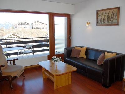 Photo for Apartment in the center of Nendaz with Lift, Washing machine, Balcony (37511)
