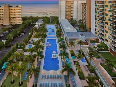 Photo for Gorgeous Marriott Crystal Shores on Marco Island. Two bedroom villa. Book Now!