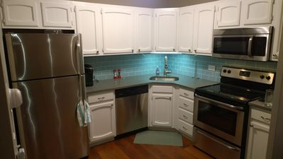 Photo for Cozy and Chic Gold Coast Studio! Minutes from Mag Mile, Old Town, and Much more
