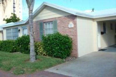 Photo for Siesta Key 2 Bedroom Villa Beachside at Horizons West