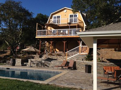 Photo for 4BR Villa Vacation Rental in Glen Ellen, California