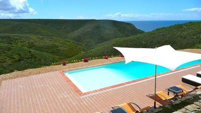 Photo for Luxury Cottage within walking distance from Arrifana Beach