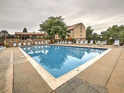 Photo for NEW! Condo w/Golf, Spa, & Shuttle to Seven Springs