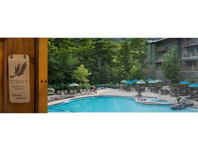 Photo for #145   Studio   The Switchback   2nd Floor Pool And Mountain Views