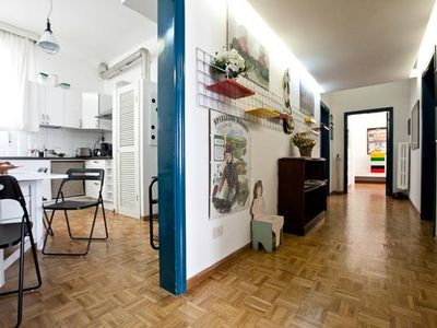 Holiday apartment Florence for 8 persons with 3 bedrooms - Holiday apartment