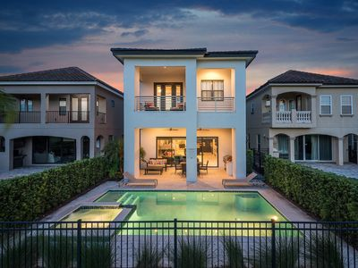 Photo for Modern Luxury |  5 Bed Villa West Facing Private Pool & Spa, Game & Arcade Room