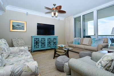 2 Silver Beach Towers West 903- Living Area