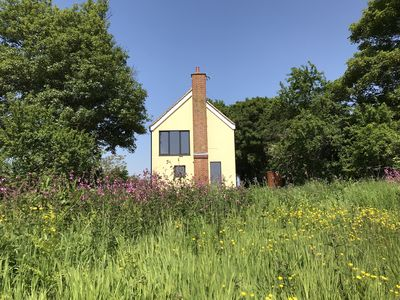 Photo for Peaceful seclusion with spectacular Essex countryside and coast a step away