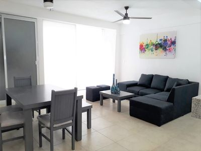 Photo for Apartment Cancún in a gated communit, security 24/7