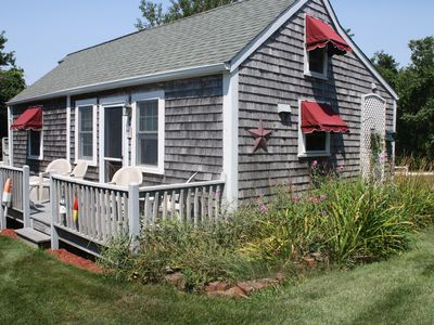 Photo for 1BR Cottage Vacation Rental in Dennis, Massachusetts