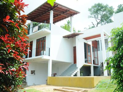Photo for Rock house. A place to live calm and quite people. Situated in outskirt of galle