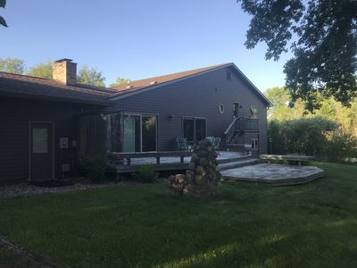 Photo for Comfortable, Quiet Home in the Lakes Area!