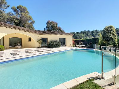 Photo for Newly renovated luxury villa with heated pool offering ultimate privacy