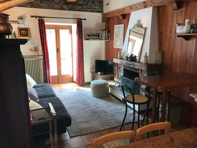 Photo for 3BR Apartment Vacation Rental in Pre Saint Didier, Valle d'Aosta
