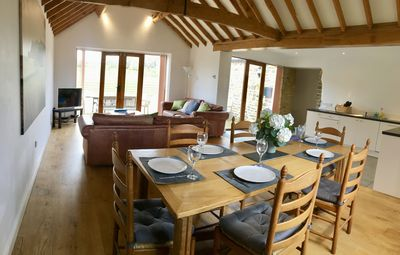 Photo for Meadow Cottage, a newly refurbished cottage on a grade 2* listed farm