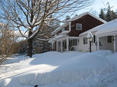 Photo for 5BR House Vacation Rental in West Wardsboro, Vermont