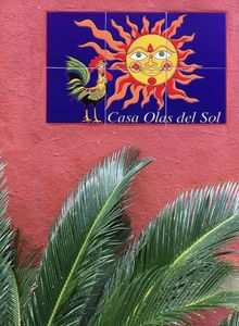 Welcome to Casa Olas del Sol, Waves of the Sun!