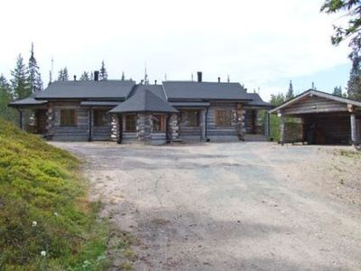 Photo for Vacation home Ruka-karppi 1 in Kuusamo - 6 persons, 3 bedrooms