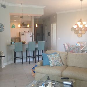 Photo for Steps to South Beach; Spacious Coastal Contemporary Condo