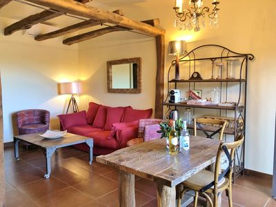 Photo for Nice little house, 1 km from the beaches of the Gulf of Sant'Amanza