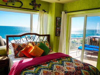Photo for Sleeps 7A+1C~Las Palmas G405-2BR/2ba corner~Family Favorite! Water Park!~