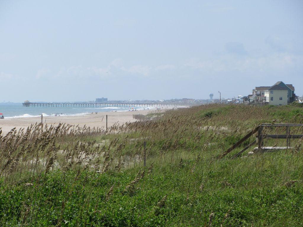 Beachfront Property North Carolina