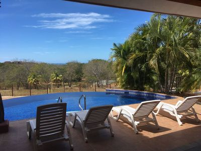 Photo for Villa Russe - 2 BR's + an Apartment with Ocean View, Exquisite Gardens & Pool