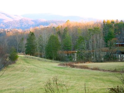 Photo for 50 acre private farm, less than an hour away from the Tryon Equestrian Games