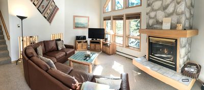 Photo for Convenient East Vail 3 Bedroom Home #D with Hot Tub