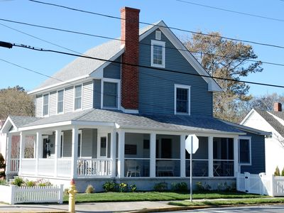 Photo for Renovated for 2015 and like brand new! 2 blocks to the beach and pet-friend