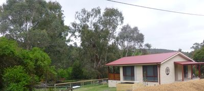 Photo for The Good Life Farm Cottage - Adults Only Accommodation