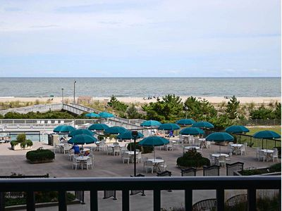 Photo for Ocean View! 2 BR / 2 BA condo in Bethany Beach, Sleeps 8