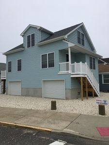Photo for Brand New Beach House: Accross The Street From Beach: 400 Feet To Jenkinson's