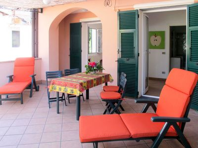 Photo for Apartment Casa Sorei (DOL112) in Dolcedo - 6 persons, 2 bedrooms