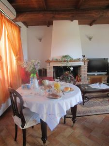 Photo for B & B in the countryside of Tuscia, a 1.5 km from the town of Tuscania.