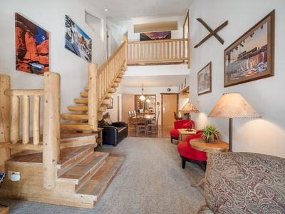 Photo for SKI IN/OUT Five Star Condo - Beautifully Appointed Best Priced 5BR/4BA