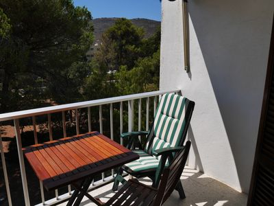 Photo for T1 31m2 + terrace 200m from the beaches of Sagone