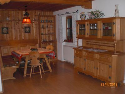 Photo for Apartment 4 64 sqm - family farm-mountain hammer