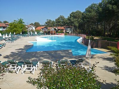 Photo for Apartment Domaine Golf Resort in Lacanau - 4 persons, 1 bedrooms