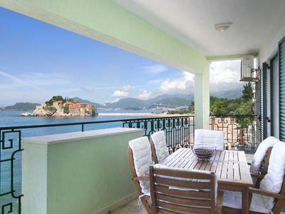 Montesan N1 3bedroom apartment with terrace and sea view