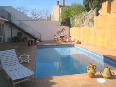 Photo for FANTASTIC HOUSE WITH POOL IN PALAFRUGELL