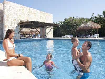 Photo for ALL INCLUSIVE 5 star resort, with VIP benefits, near Playa Del Carmen & Tulum