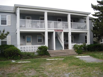 Photo for Short walk to Boardwalk and beach for a low price. 2 Bedroom 1 bath