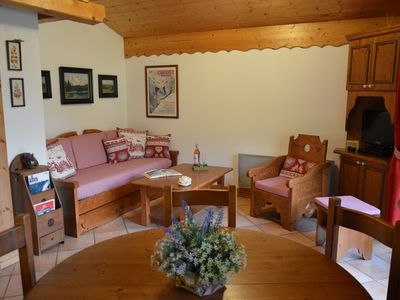 Photo for Apartment in Chalet- LES HOUCHES in Résidence de Tourisme MGM